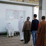 ارتفاع قياسي لإصابات كورونا اليومية في العراق