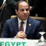 الجامعة العربية تمنح الرئيس المصري درع العمل التنموي العربي