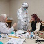 حالتا إصابة جديتان في الأردن و12 متعافيًا من كورونا