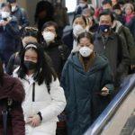 بر الصين الرئيسي يسجل 1749 حالة إصابة جديدة بكورونا