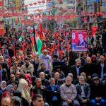 الديمقراطية تدعو المجتمع الدولي لعدم ترك قطاع غزة يصارع وحده ضد كورونا