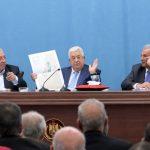 الرئيس الفلسطيني: «صفقة القرن» ختام لـ«وعد بلفور»