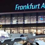 العاصفة سابينه تلغي نحو 100 رحلة في مطار فرانكفورت بألمانيا