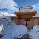 تساقط الثلوج يعطل الدراسة في كردستان العراق