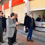 «إعمار مصر».. السيسي يتابع عمليات تطوير عزبة الهجانة