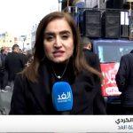 مسيرة حاشدة وسط عمان رفضا لـ«صفقة القرن»