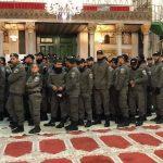 قوات الاحتلال تقتحم الحرم الإبراهيمي