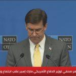 وزير الدفاع الأمريكي: دول الناتو اتفقت على توسيع العمليات في العراق
