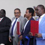 السودان يؤكد الاتفاق على 75% من مسار الشرق فى مفاوضات جوبا