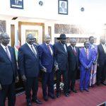 مصر ترحب باتفاق تشكيل حكومة وحدة وطنية في جوبا
