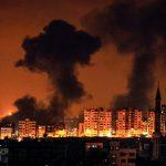 طائرات الاحتلال تقصف موقعا للفصائل الفلسطينية شمال غزة