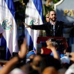 أنصار رئيس السلفادور يضغطون على النواب للموافقة على قرض لتعزيز الأمن