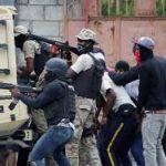 اندلاع اشتباكات عنيفة في هايتي خلال احتجاج للشرطة