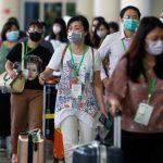 كوريا الجنوبية: إصابة 15 حالة جديدة بكورونا