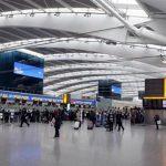 استئناف رحلات الطيران في مطار هيثرو بلندن بعد تعليقها لفترة وجيزة