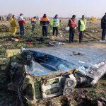 تعليق جديد من أوكرانيا بشأن الطائرة التي أسقطتها إيران
