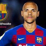 برشلونة يتعاقد مع بريثويت خارج فترة الانتقالات