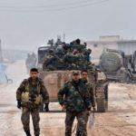الجيش السوري يحكم السيطرة على حلب
