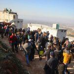 الأمم المتحدة: فرار أكثر من 100 ألف شخص بسبب القتال في شمال غرب سوريا