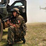 وفاة جندي فرنسي في بوركينا فاسو