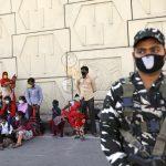 ارتفاع إصابات فيروس كورونا في الهند إلى 27892 حالة