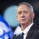 انتخاب جانتس رئيسا للبرلمان الإسرائيلي
