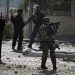 غضب فلسطيني بعد هدم الاحتلال مبانٍ ومخازن تجارية بعين شبلي