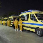 مصر: تسجيل 128 إصابة جديدة بفيروس كورونا و9 حالات وفاة