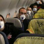 لبنان.. 6 إصابات بكورونا على الطائرة القادمة من سيراليون