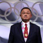 رئيس اللجنة الأولمبية اليابانية: حان وقت التحلي بالإيجابية والاستعداد