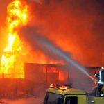 حريق ضخم بمصفاة بجنوب طهران ولا أنباء عن ضحايا