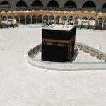 شاهد| لقطات للمسجد الحرام والمسجد الأقصى في أول جمعة من رمضان