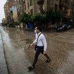 منها مصر وفلسطين.. عاصفة ثلجية تتعرض لها عدة دول عربية