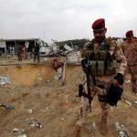 تفاصيل الهجوم على معسكر التاجي شمالي بغداد