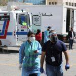 الأردن يواصل حملة تطعيم كورونا من داخل السيارات