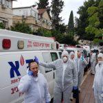 ارتفاع عدد وفيات كورونا في إسرائيل إلى 74 حالة