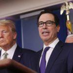 اتفاق تاريخي لإنعاش الاقتصاد الأمريكي المتضرر من وباء كورونا