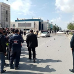 تفجير انتحاري قرب السفارة الأمريكية في تونس