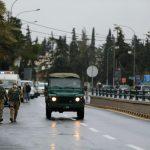 قطار حظر التجول ينطلق بين البلدان العربية