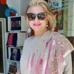 مي خوري.. مصممة أزياء فلسطينية تمزج بين الأصالة والحداثة
