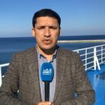 مراسل الغد يكشف تفاصيل من داخل الحجر الصحي لسفينة يونانية