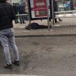 مقاطع متداولة من تركيا لأشخاص يسقطون في الشوارع بسبب كورونا