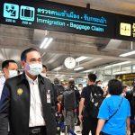 تايلاند تسجل 28 إصابة جديدة بكورونا