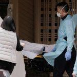 نيويورك تسجل أعلى عدد وفيات بكورونا
