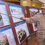 وفاة لواء ثان بالجيش المصري جراء إصابته بفيروس كورونا