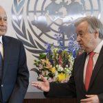 أبو الغيط وجوتيرش يرفضان خطط إسرائيل لضم الأراضي الفلسطينية