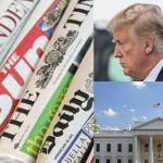 نافذة على الصحافة العالمية: «عدالة ما» في إصابة ترامب بفيروس كورونا