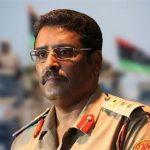 الجيش الليبي يسقط طائرتين تركيتين مسيرتين