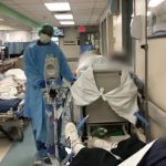 أكثر من 1800 وفاة بفيروس كورونا خلال 24 ساعة بأمريكا