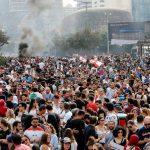 لبنان.. محتجون يقطعون طرقا في طرابلس لسوء أحوال المعيشة